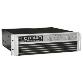 CROWN Macro-Tech 5002VZ