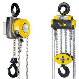 Yale lift360 Chain hoist manual 1000 кг