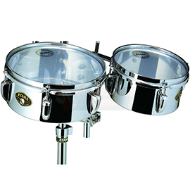 Meinl Mini Timbales set (8+10)